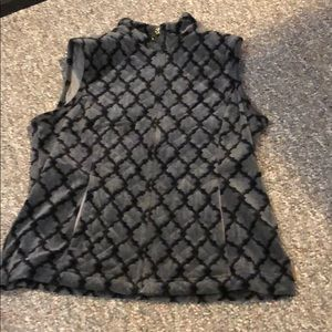 Vest by charter club size P/S